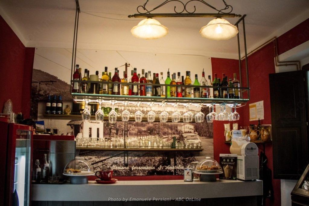 bar vecchia ferrovia Spoleto - Norcia